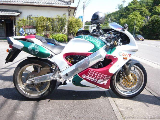 bimota Motorcycles sb6-r wallpaper