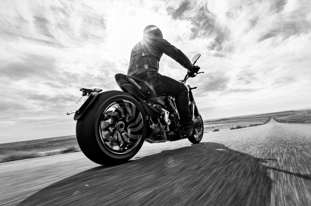 Ducati XDiavel cruiser motorcycles 2016 wallpaper