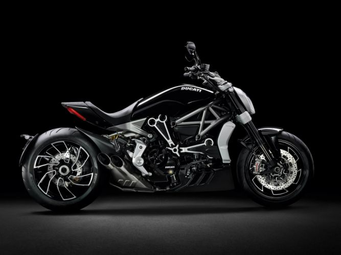 Ducati XDiavel cruiser motorcycles 2016 wallpaper