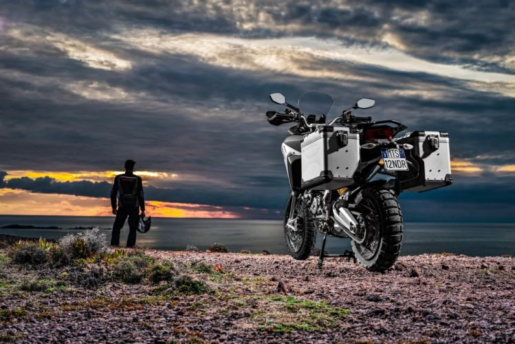 Ducati Multistrada 1200 Enduro 2016 motocycles wallpaper