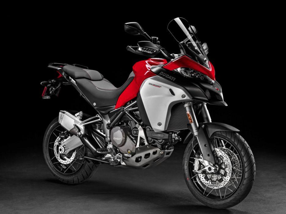 Ducati Multistrada 1200 Enduro 2016 motocycles wallpaper