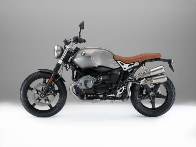 BMW reveals-R NineT Scrambler 2016 motorcycles wallpaper