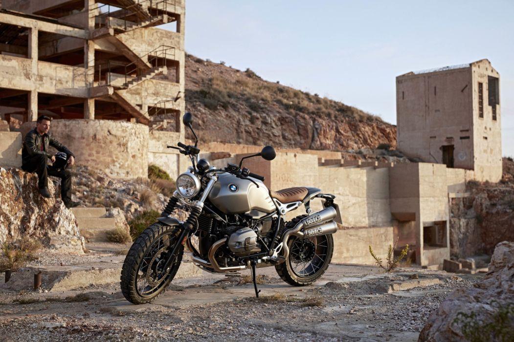 BMW Reveals R NineT Scrambler 2016 Motorcycles Wallpaper