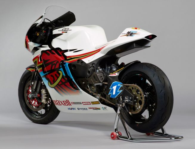 Mugen Shinden Yon electric superbike 2016 motorcycles wallpaper