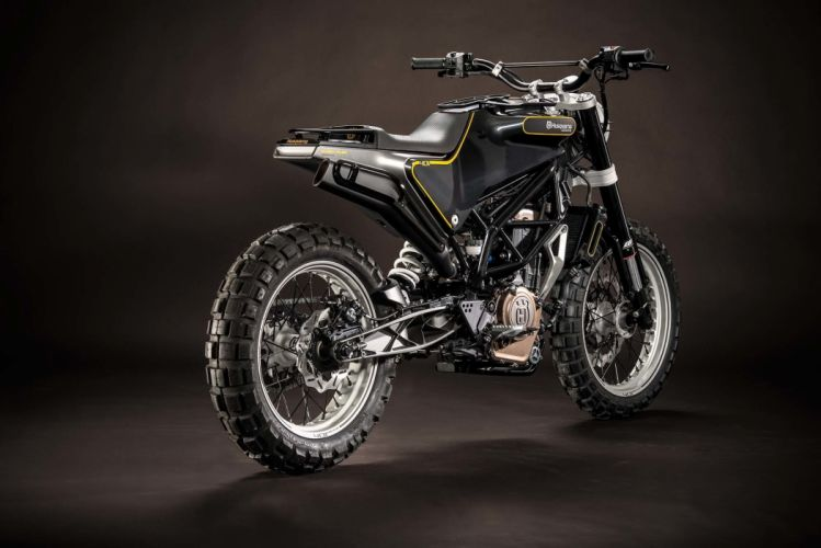 Husqvarna 401 Concept 2016 motorcycles wallpaper