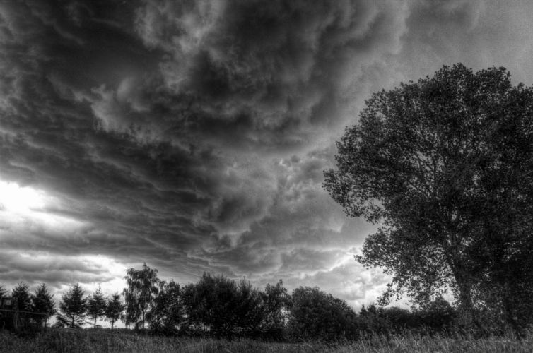 STORM weather rain sky clouds nature wallpaper