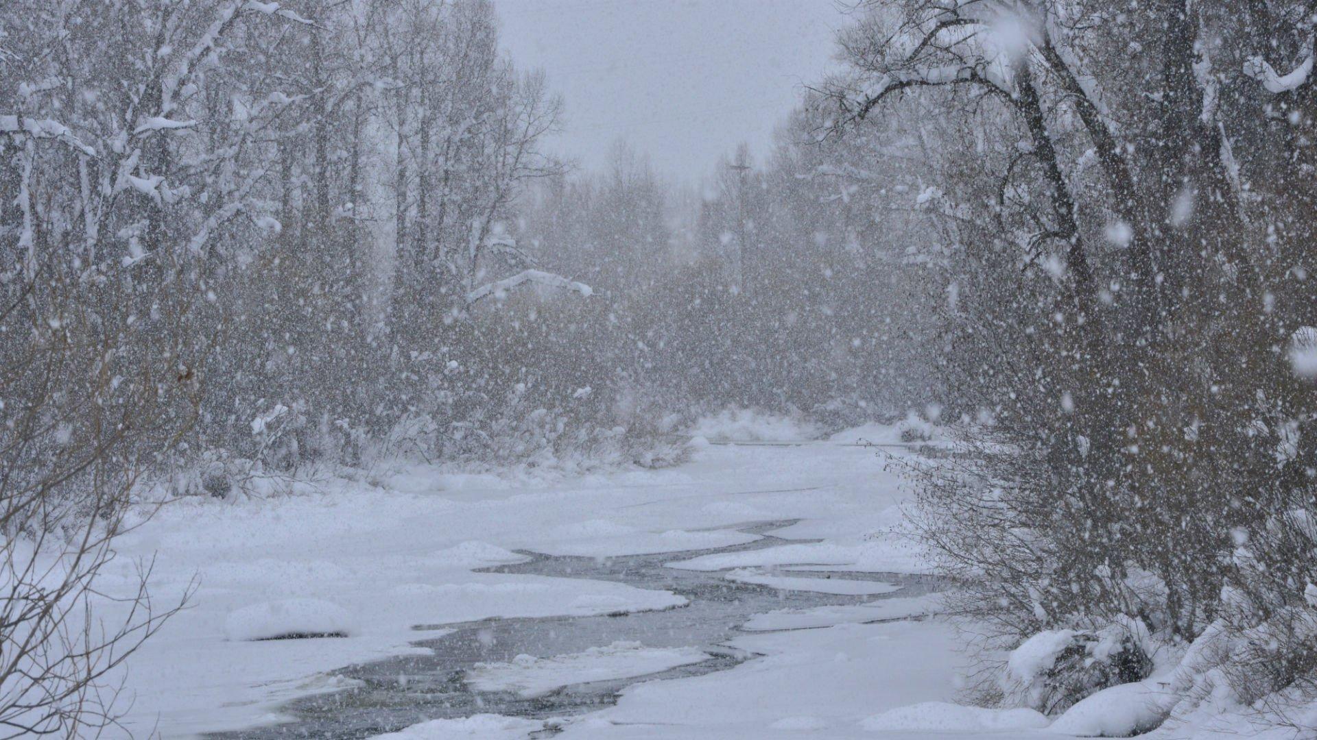 STORM weather rain sky clouds nature winter snow river ...