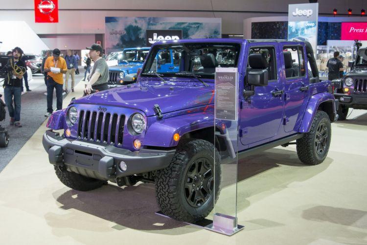 2016 Jeep Wrangler Backcountry cars 4x4 wallpaper
