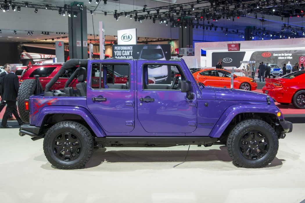 2016 Jeep Wrangler Backcountry cars 4x4 wallpaper
