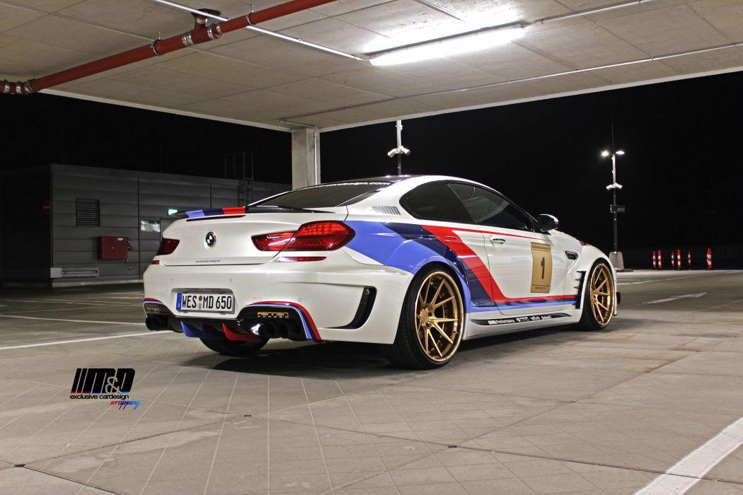 BMW-M6 GT3 Street Legal cars wallpaper