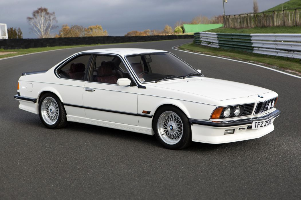 Bmw M635 Csi Uk Spec E24 Cars Coupe White 1984 Wallpaper
