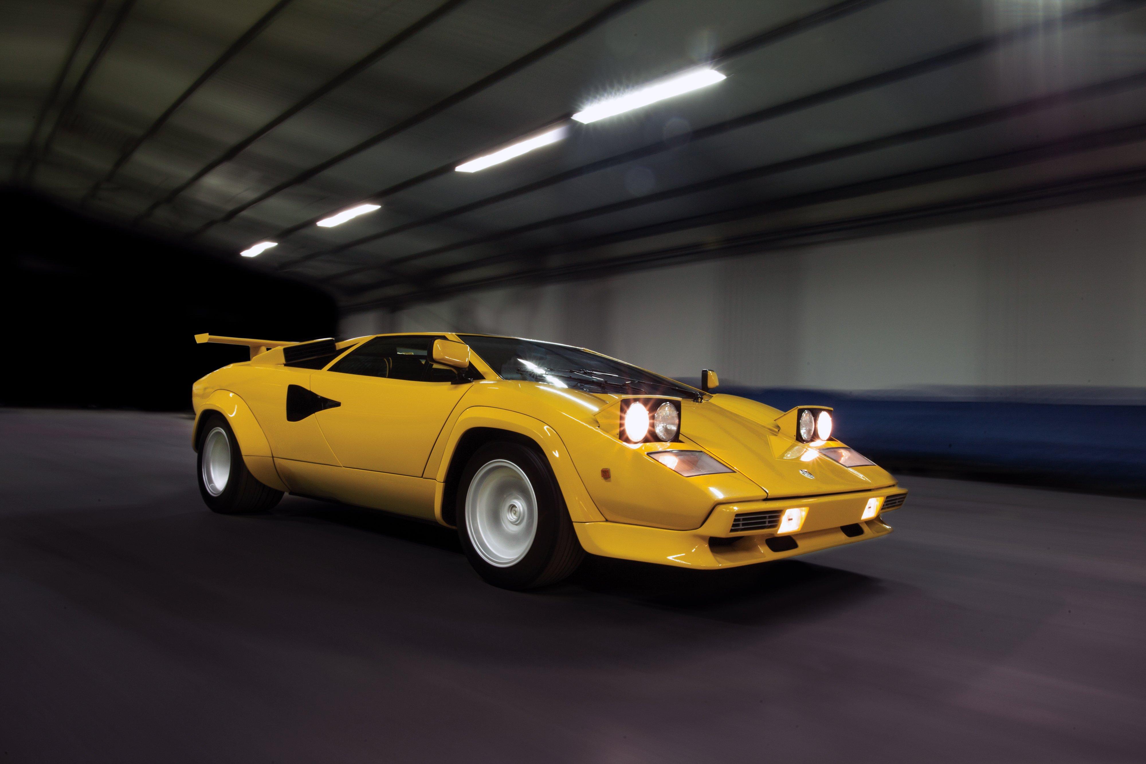 Lamborghini Countach Lp400 S Cars Supercars 1981 Wallpaper 4000x2667 838772 Wallpaperup
