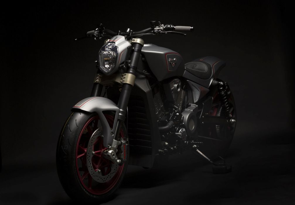 Victory Ignition Concept motorcycles wallpaper