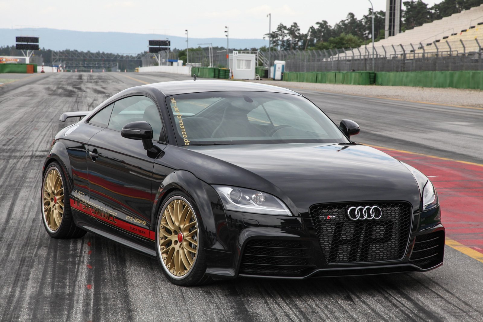 2016 Audi Tt Rs Performance Coupe Cars Modified Wallpaper