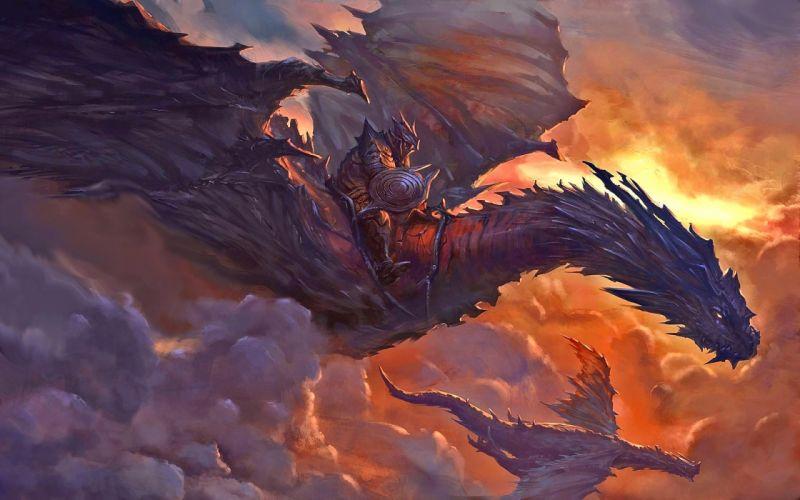 Dragonborn wallpaper