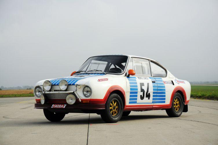 1975-81 Skoda 130 R-S Type-735 race racing rally wallpaper