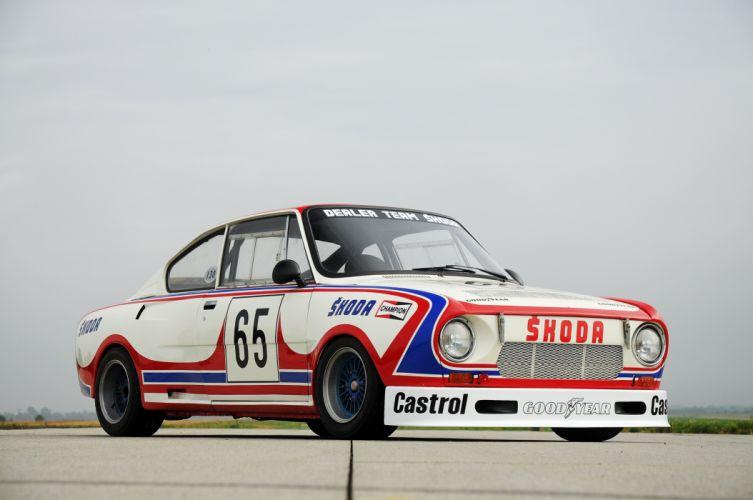 1975-81 Skoda 130 R-S Type-735 race racing rally cup wallpaper