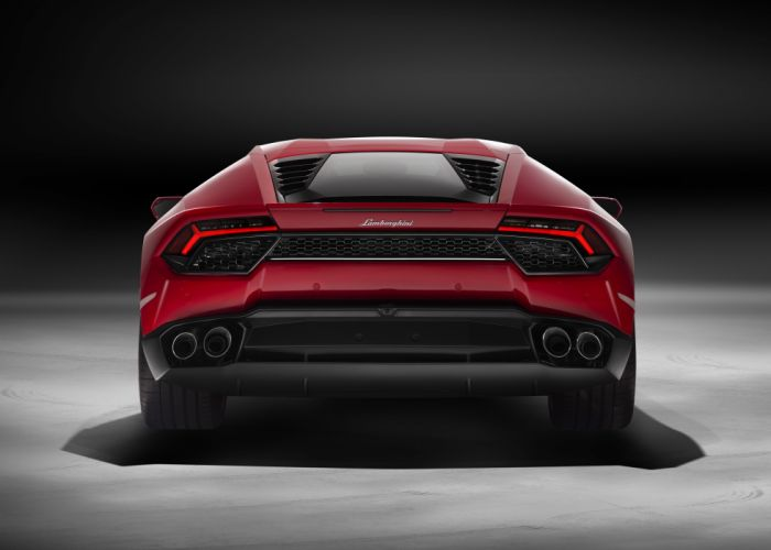 2016 Lamborghini Huracan LP580-2 LB724 supercar wallpaper