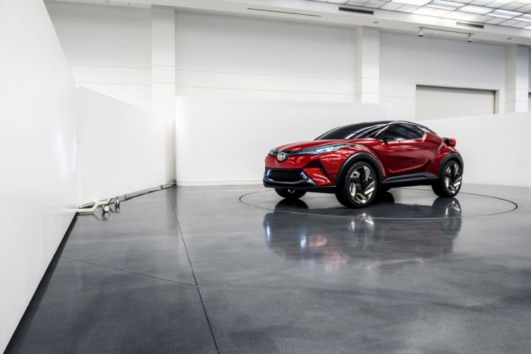 2015 Scion C-HR Concept wallpaper