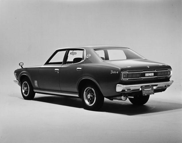 1973-76 Datsun Bluebird U Sedan 2000 GTX-E 610 classic wallpaper