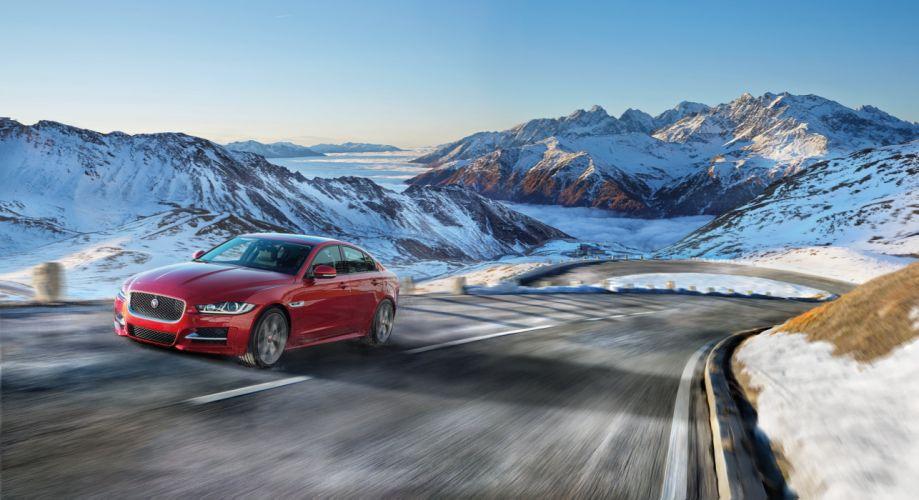 2016 Jaguar X-E R-Sport AWD luxury wallpaper