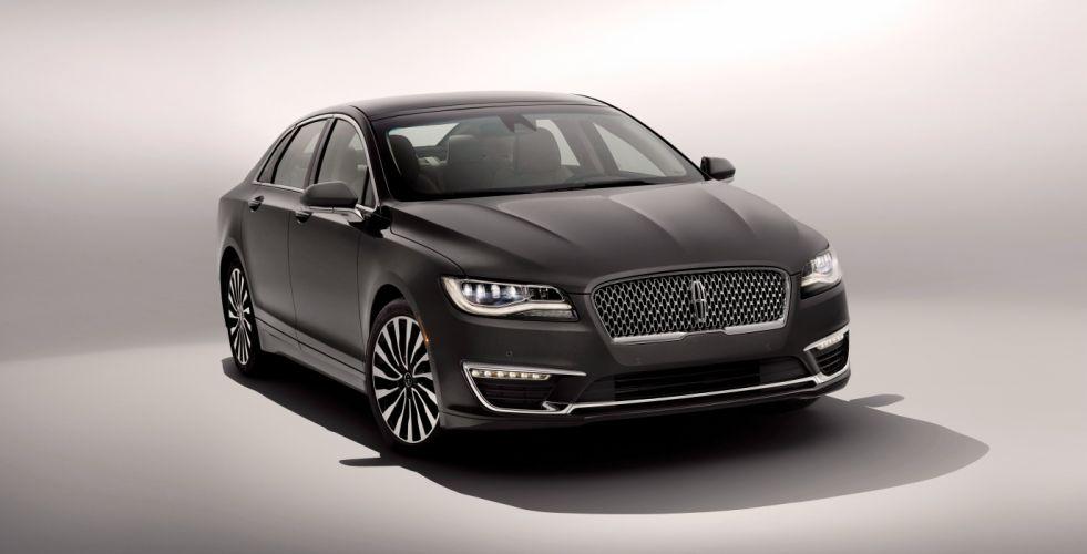 2017 Lincoln MKZ luxury wallpaper