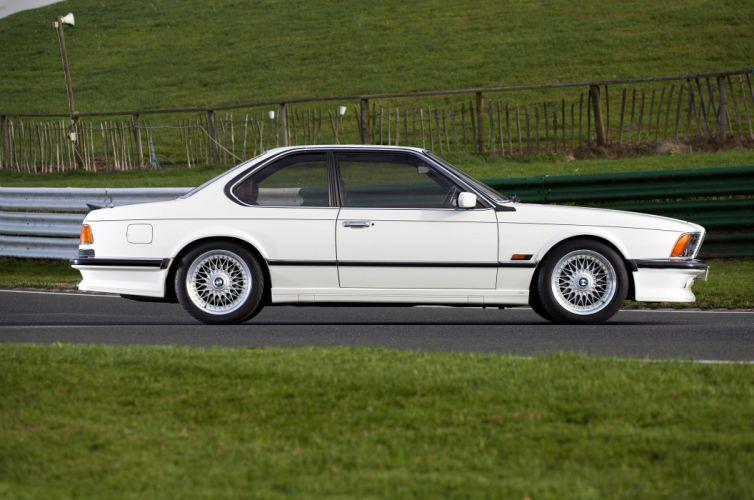 1988 BMW M635 CSi UK-spec E24 wallpaper