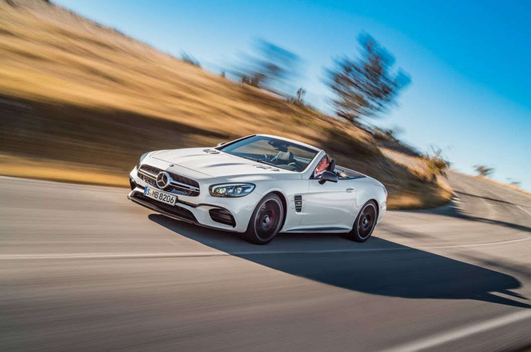 2016 Mercede Benz AMG SL63 R231 wallpaper