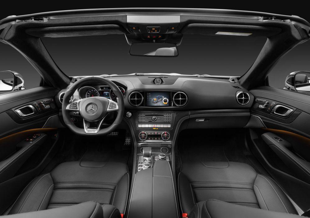 2016 Mercede Benz AMG SL63 R231 wallpaper