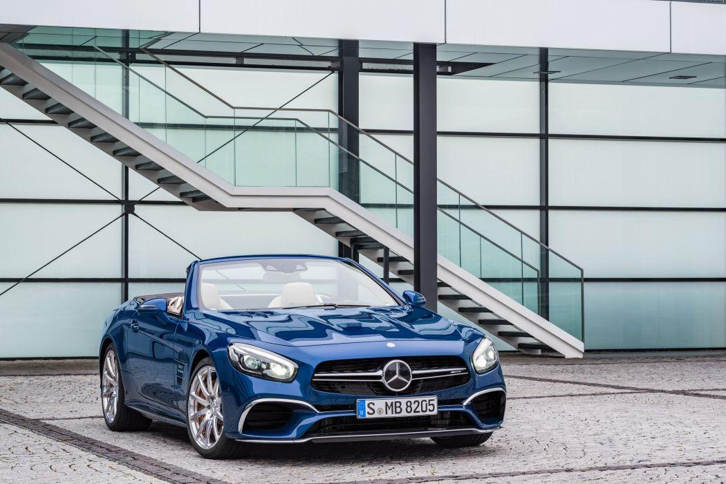 2016 Mercedes Benz AMG SL65 R231 wallpaper