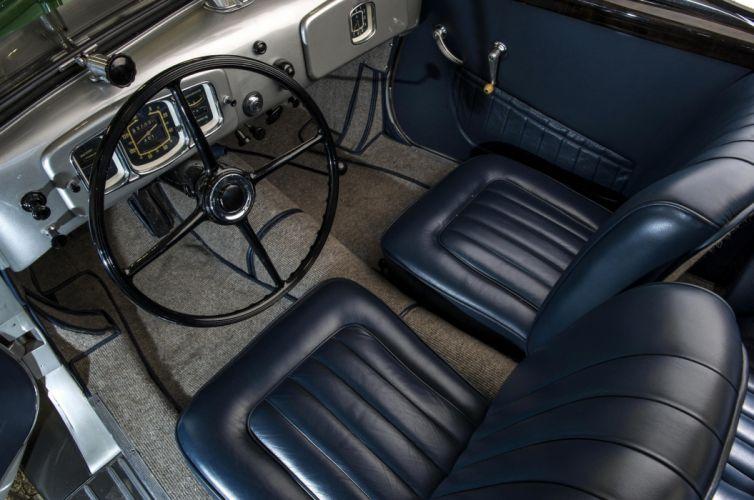 1954 EMW 327 Cabriolet luxury retro wallpaper