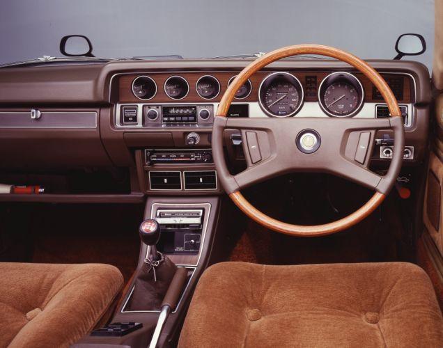 1978 Nissan Bluebird Coupe 2000 G6-EF 810 datsun wallpaper