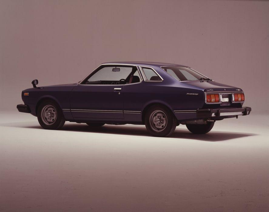 1978 Datsun Bluebird Coupe 810 nissan wallpaper