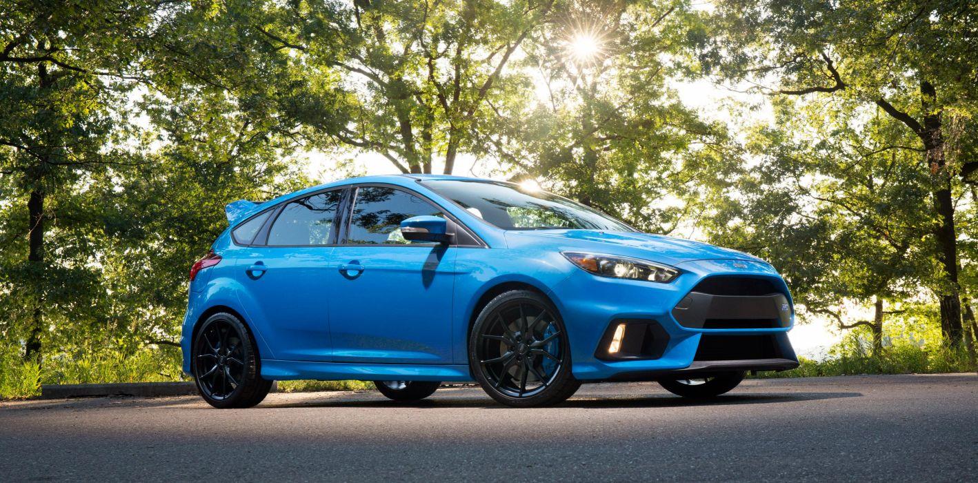 Wallpaper Focus >> 2016 Ford Focus R-S US-spec wallpaper | 4096x2023 | 839307 | WallpaperUP