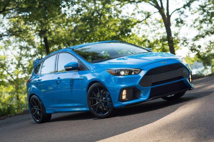 2016 Ford Focus R-S US-spec wallpaper