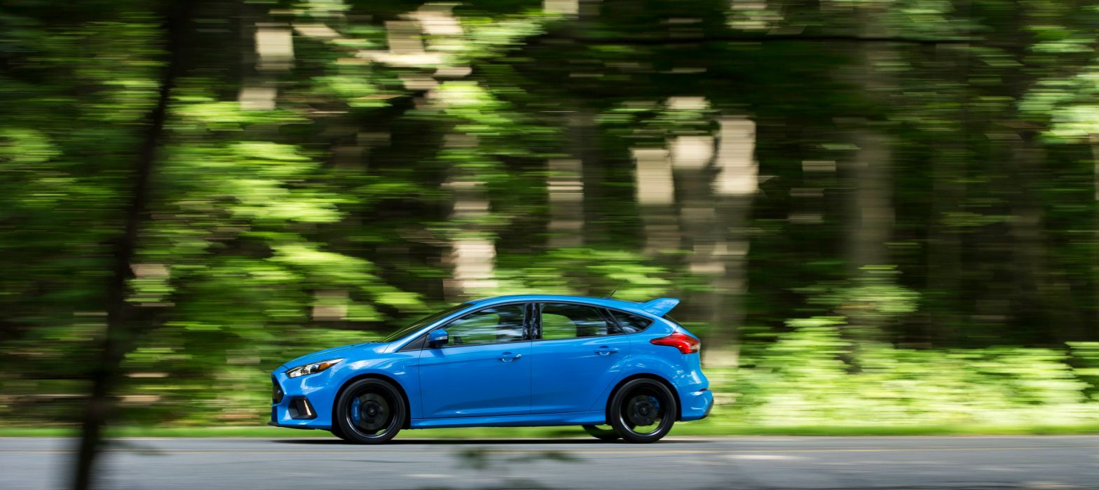 2016 Ford Focus R-S US-spec wallpaper