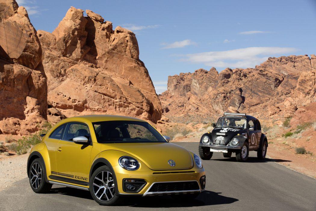 2016 Volkswagen Beetle Dune Convertible wallpaper