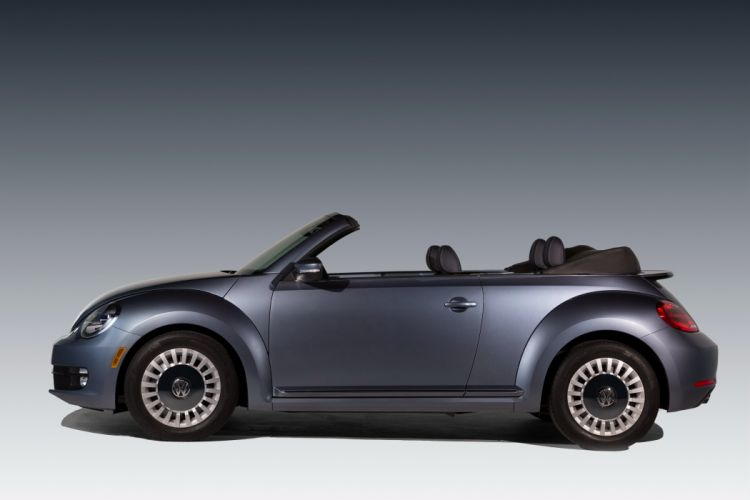 2016 Volkswagen Beetle Convertible Denim wallpaper
