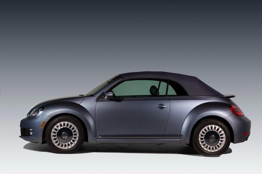 2016 Volkswagen Beetle Convertible Denim wallpaper