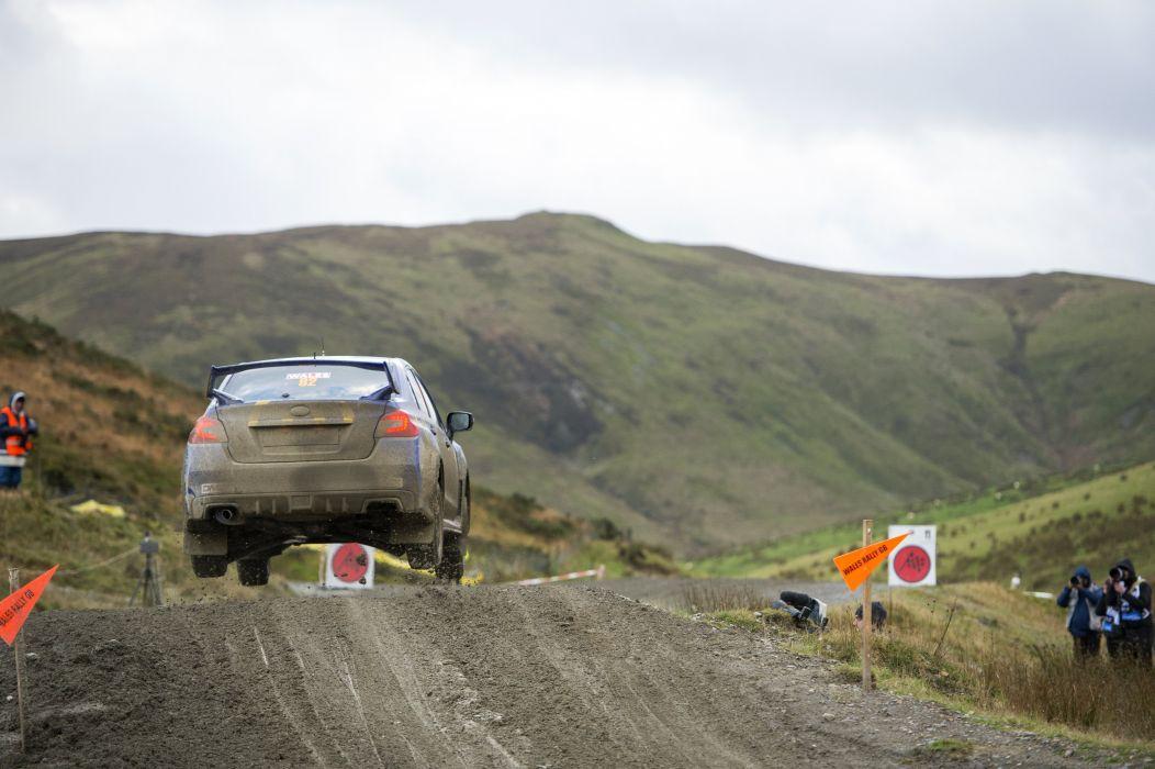 2015 Subaru WRX STI NR4 rally race racing wallpaper