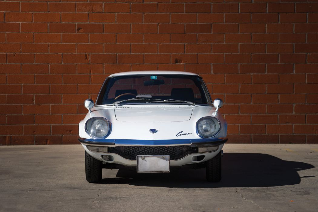 1968-72 Mazda Cosmo Sport L10B classic wallpaper