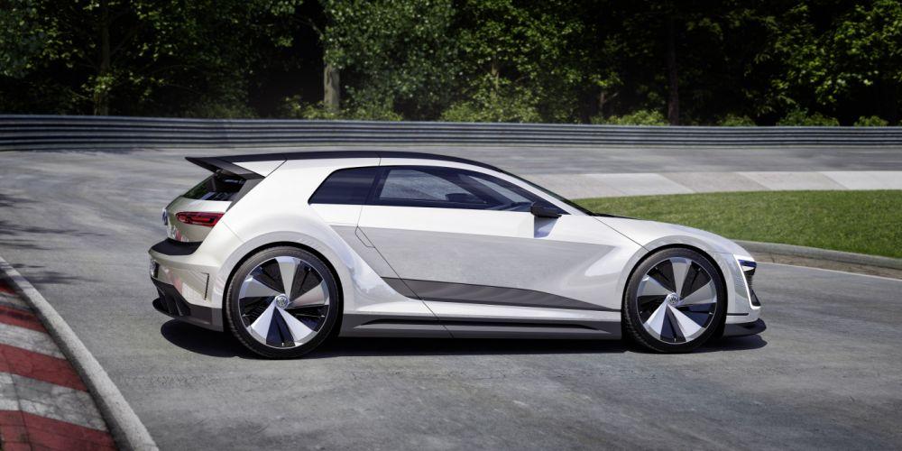 2015 Volkswagen Golf GTE Sport Concept wallpaper