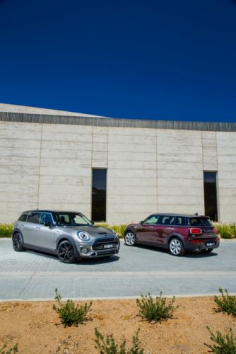 2016 MINI Cooper Clubman F54 wallpaper