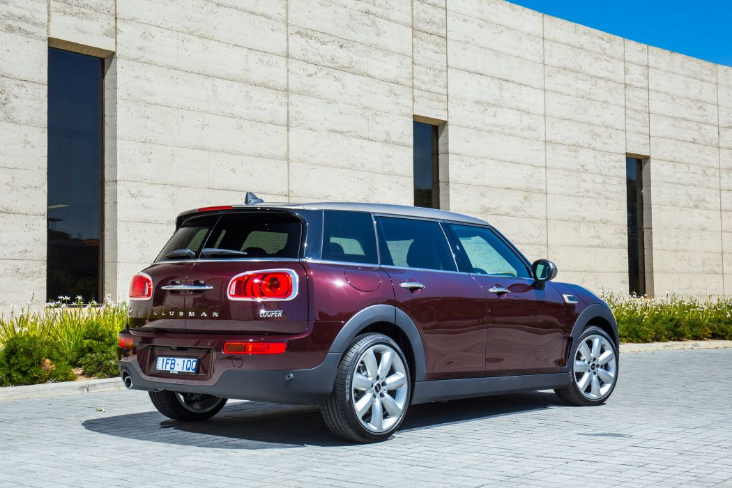2016 MINI Cooper Clubman AU-spec F54 wallpaper