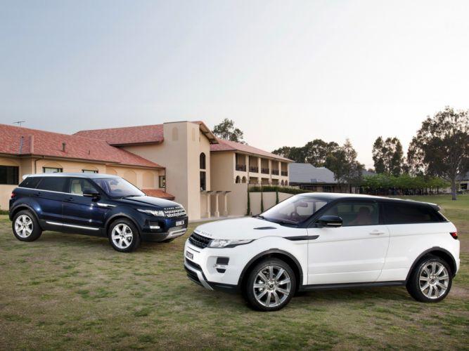 2016 Land Rover Range Rover Evoque suv luxury awd wallpaper