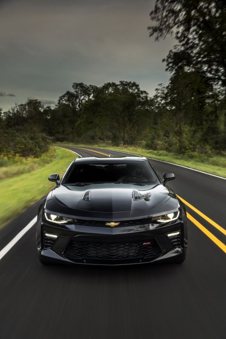 2016 Chevrolet Camaro S-S muscle wallpaper
