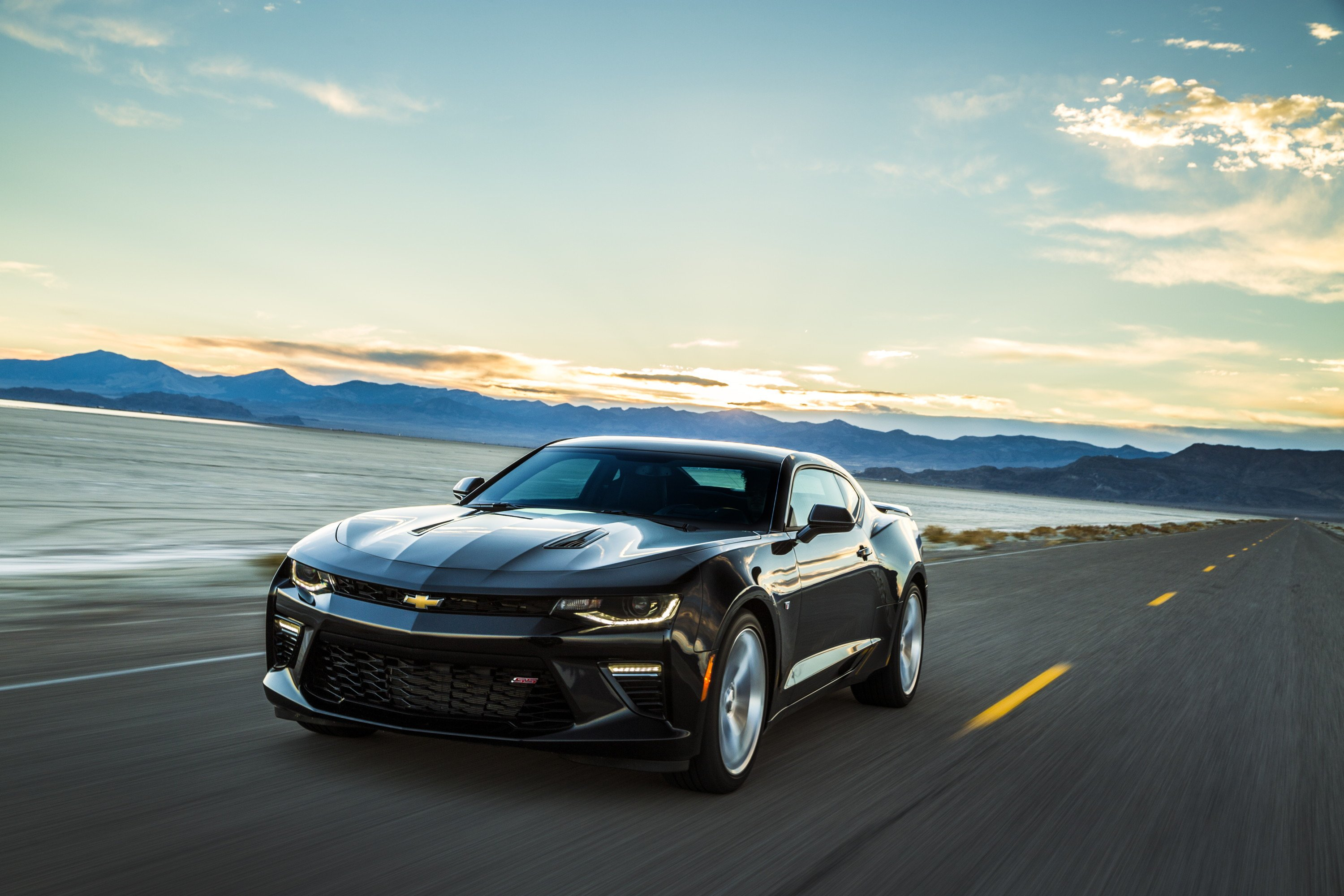 2016 chevrolet camaro s s muscle wallpaper 3000x2000