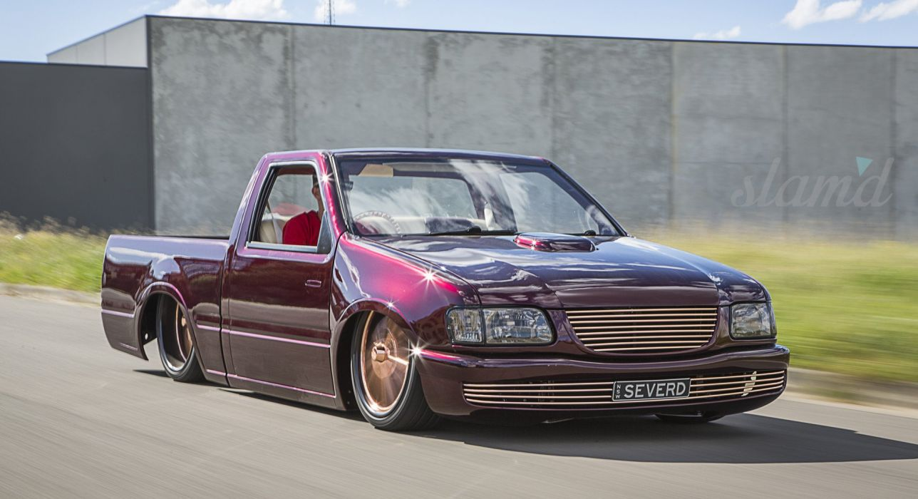 1992 HOLDEN RODEO tuning custom pickup truck hot rod rods wallpaper
