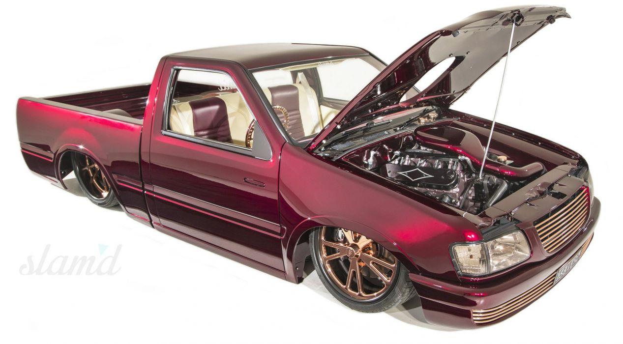 1992 HOLDEN RODEO tuning custom pickup truck hot rod rods wallpaper