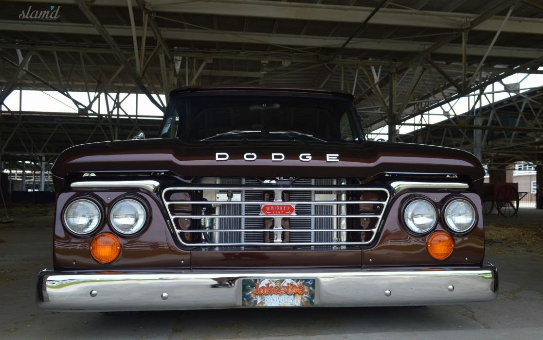 1962 DODGE SWEPTLINE CREW CAB mopar custom tuning hot rod rods pickup wallpaper